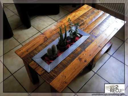 bauidee mehrzweck couchtisch aus palettenholz blog an na haus und gartenblog On möbel aus palettenholz