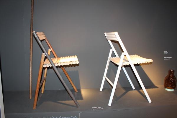 Stiel-Stuhl