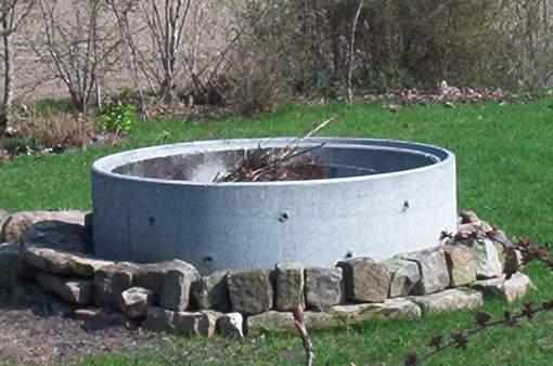 Anlegen Einer Feuerstelle Im Garten – deepkiss.info