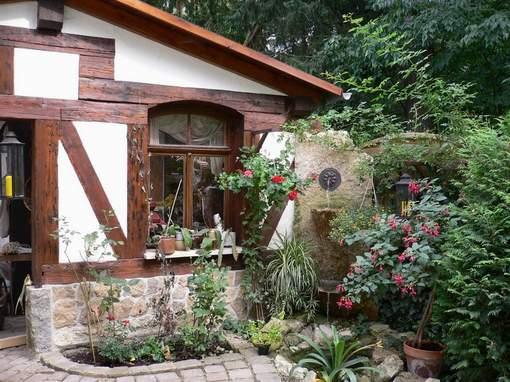 41 Inspirationen für Gartengestaltung mit Steinen  Garten