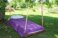 palettenupcycling h ngebett f r den garten blog an na haus und gartenblog. Black Bedroom Furniture Sets. Home Design Ideas