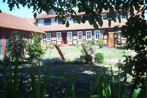 Innenhof Hof Eichengrund