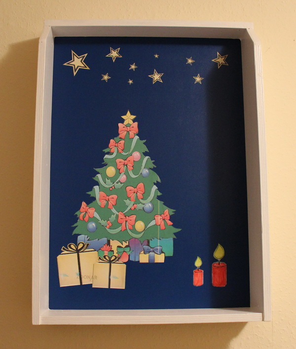 Weihnachtslade