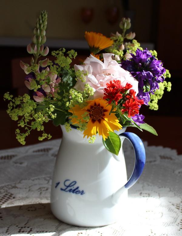 Blumenkrug