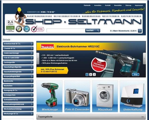 Shop Seltmann