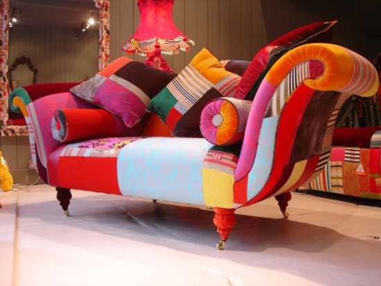 Patchwork - Sofa