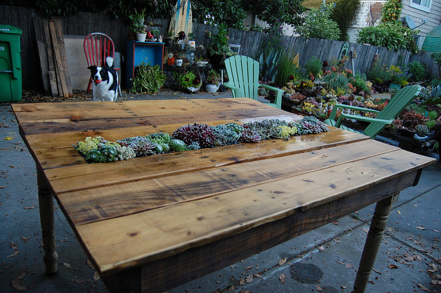 5 upcycling pallets-ideen für ihren garten - Upcycling Ideen Garten