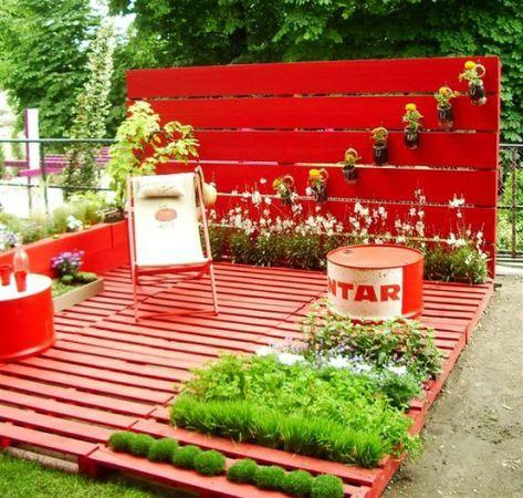 5 upcycling pallets ideen fr ihren garten - Upcycling Ideen Garten