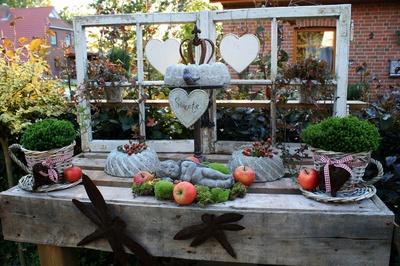 5 outdoor tische aus alten paletten blog an na haus und - Basteln mit paletten ...
