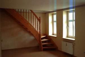 Neue Treppe in einem Altbau
