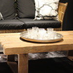 Sitzplatz mit Tisch