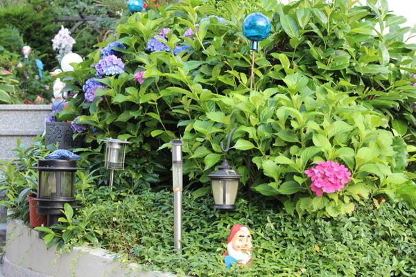 Gartenleuchten