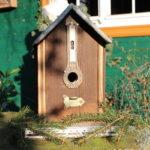 DIY Vogelhaus/Nistkasten
