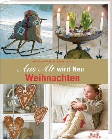 Buch- aus Alt wird Neu Weihnachten