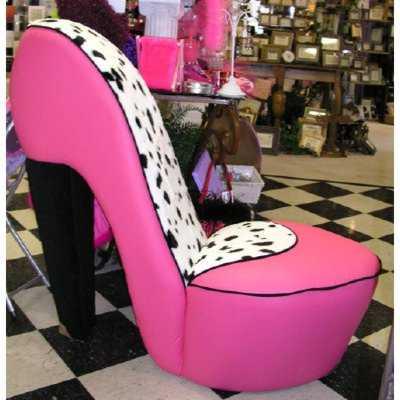 Dalmatian-Hot-Pink-High-Heel