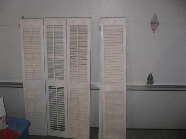 Alte Fensterladen