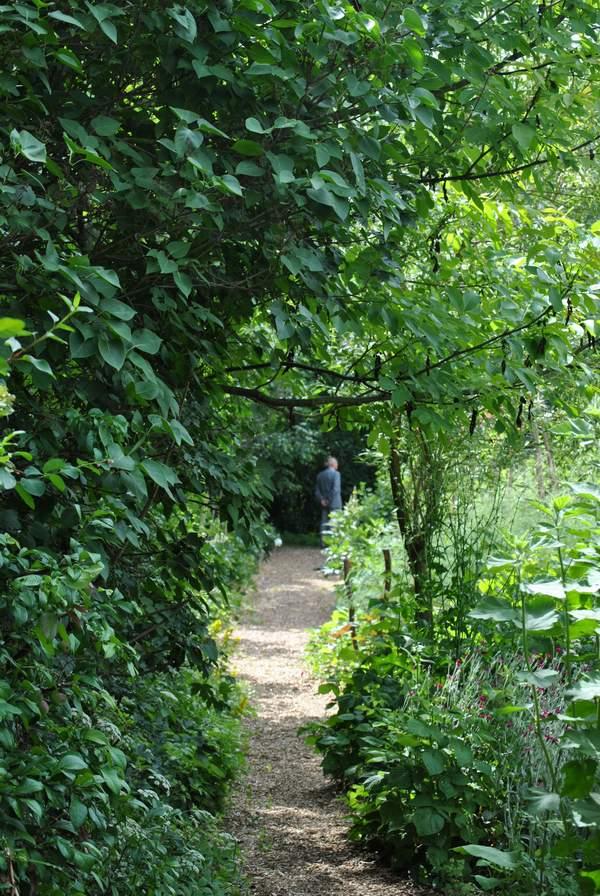 Garten Corvey und Ehlers