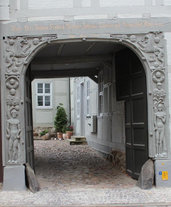 Altes Tor in Salzwedel