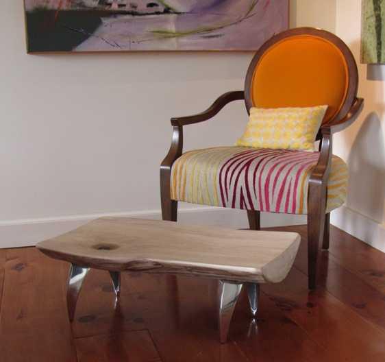 tische aus alten baumst mmen f r das wohnzimmer blog an. Black Bedroom Furniture Sets. Home Design Ideas