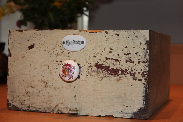 Shabby-Schublade