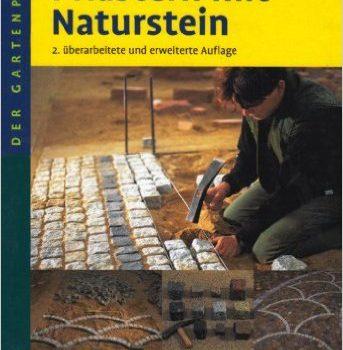 Buch über Pflastern mit Naturstein