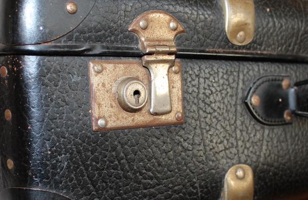 Mein alter Koffer
