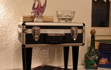 Koffer-Tisch