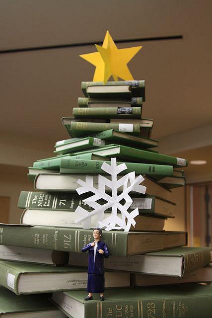 Weihnachtsbaum - alternativ