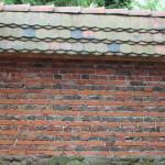 Ein Dach für das Hexenhaus