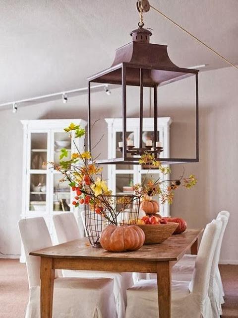 Herbsttisch