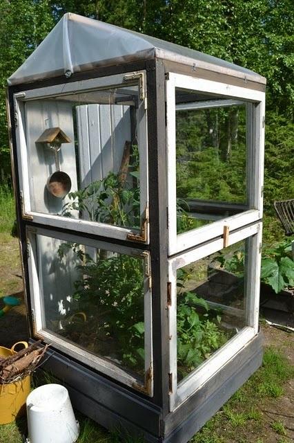 4 Fenster Haus