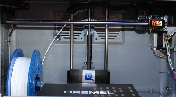 Drucker von Innen