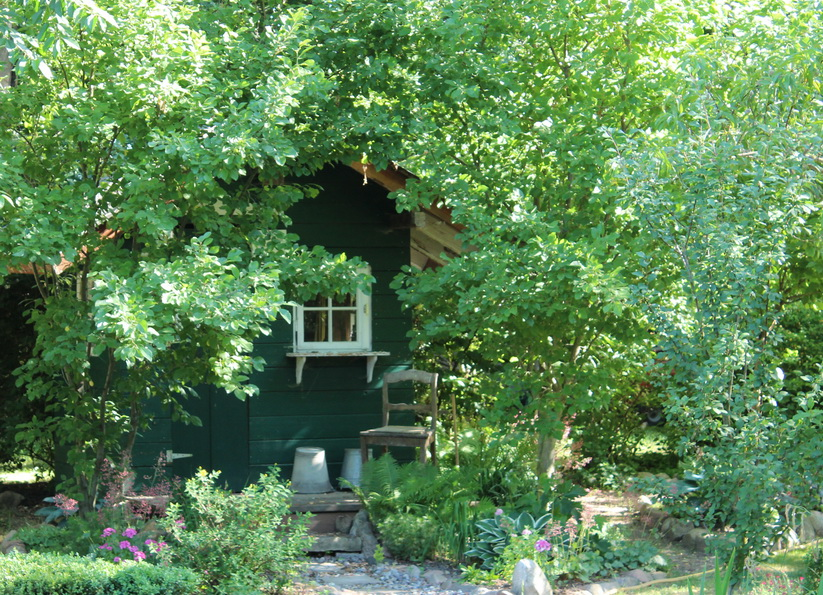 Gartenhaus/Teichhaus