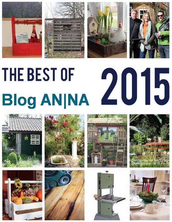 Das Beste von Blog AN|NA 2015