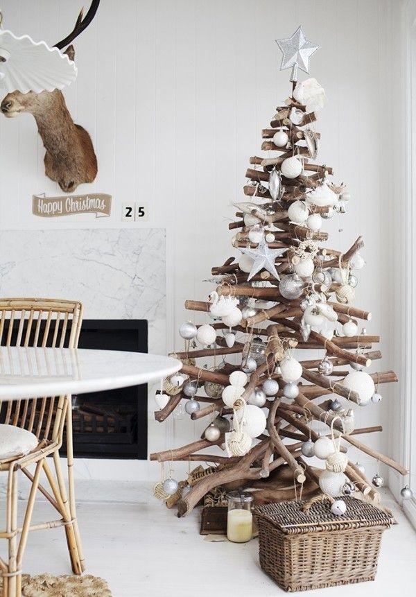 Holzweihnachtsbaum
