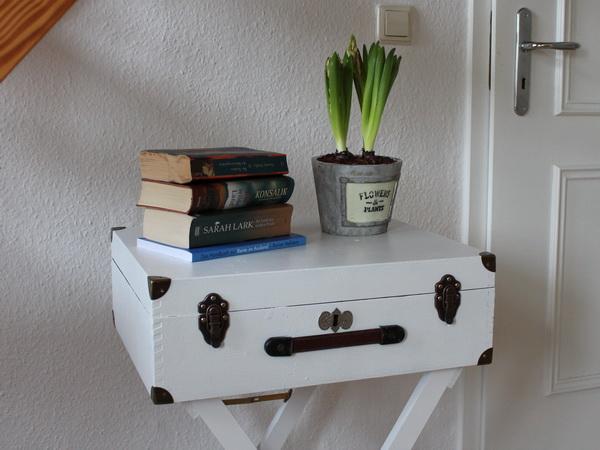 Koffer - Tisch