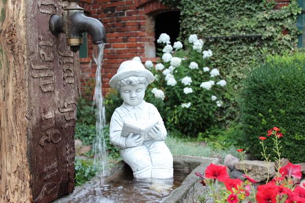 Alter Wasserhahn