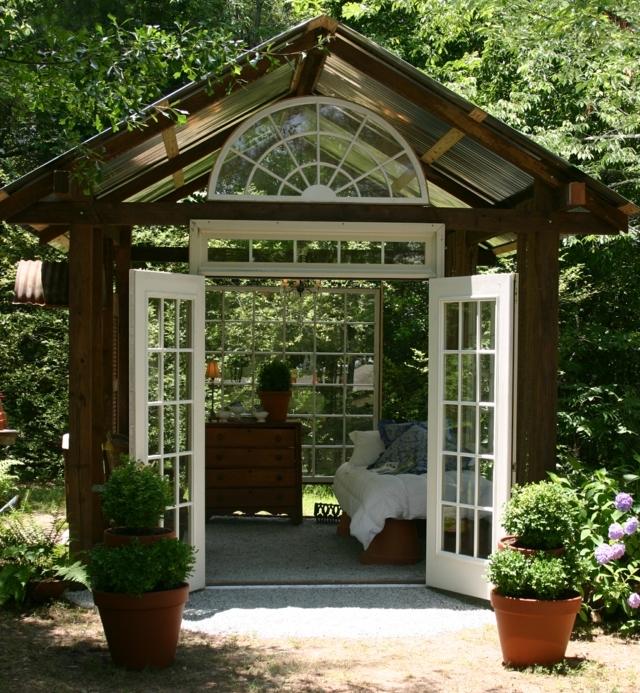 Gartenhaus - Landhausstil