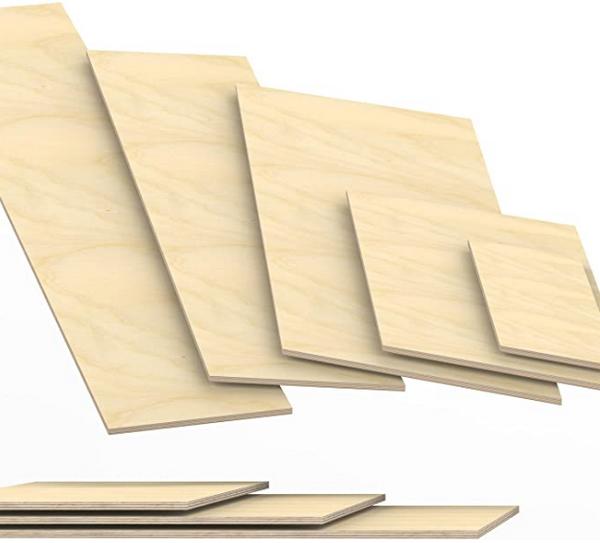 Sperrholz - Platten