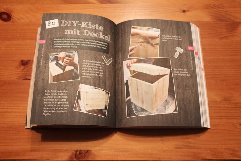 Buch Innenseite DIY